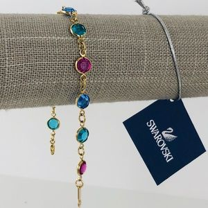 Swarovski Bezel Crystal Bracelet